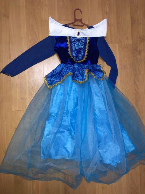 Пышное платье в пол