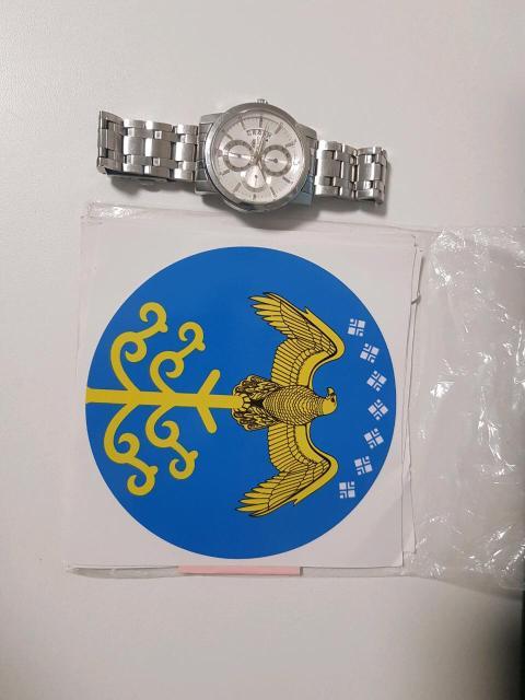 Продаю наклейки на авто Хангаласского улуса  1 шт 100 руб Всего  их 6 шт