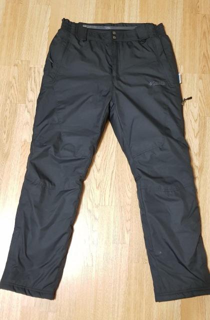 Продаю мужские, очень теплые, не продуваемые, зимние мужские брюки COLUMBIA, размер 52-54.