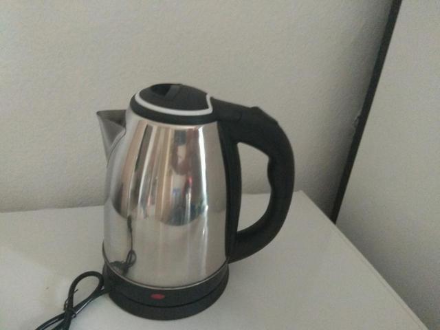 Продам новый в упаковке электрический чайник, объем 1,8л, мощность 1,5квт!