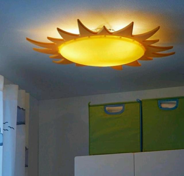 Светильник Солнце Икеа, на стену,  либо на потолок. Цена Икеа 1499р