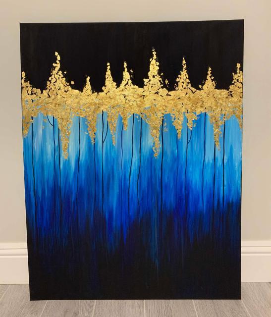 Продаю картину, размеры - 70х90 см