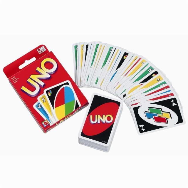 UNO— это одна изсамых известных иувлекательных карточных игр🃏 ⠀ Когда выхотите отлично провести время вкомпании илиже скоротать время впутешествии, UNO станет лучшим вариантом для крупной компании🎊 ⠀ 📌Правила игры: Количество игроков:от 2 до 10; Время игры:от 20 минут; Задача:первым скинуть свои карты.