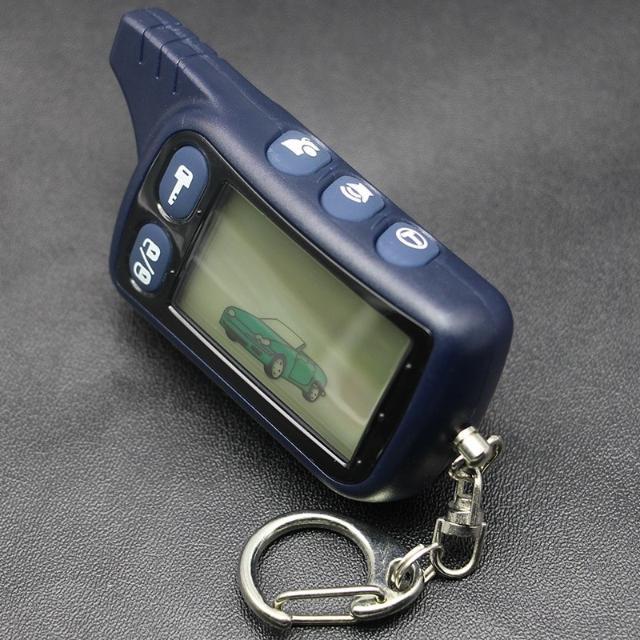 Брелок пульт Томагавк TZ-9000, -9010. Новый. Могу привязать настроить при покупке.  Цена 1300