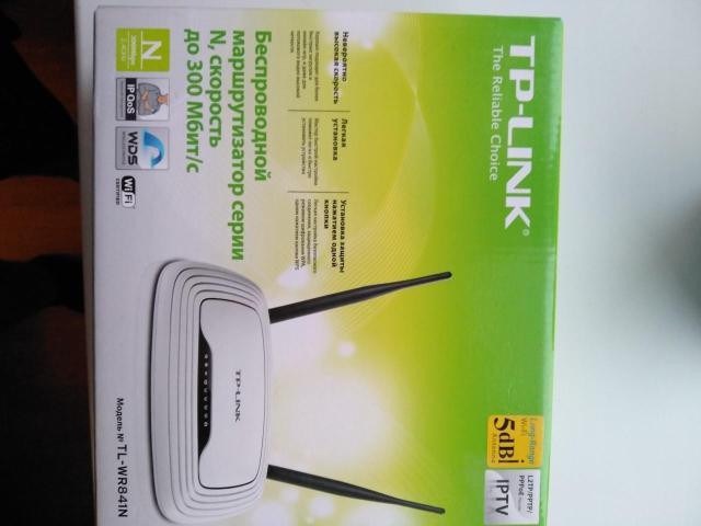 802.11b/g/n; 4 порт LAN Скорость портов 100 Мбит/с  Полный комплект WhatsApp. Самовывоз.
