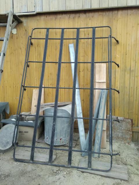 Багажник для автомобиля УАЗ.