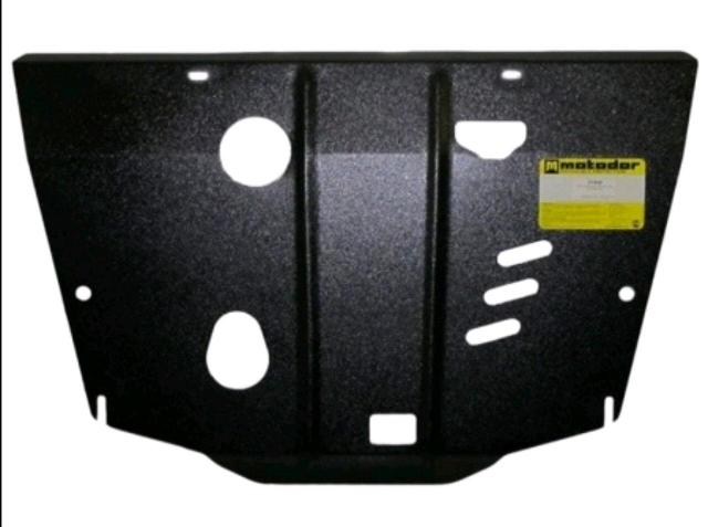 Защита картера и КПП (сталь) Motodor Nissan Juke (2010-2019)