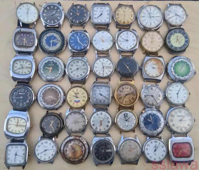 Куплю мужские наручные часы СССР и Serkisof. Скидывайте фото часов и вашу цену.
