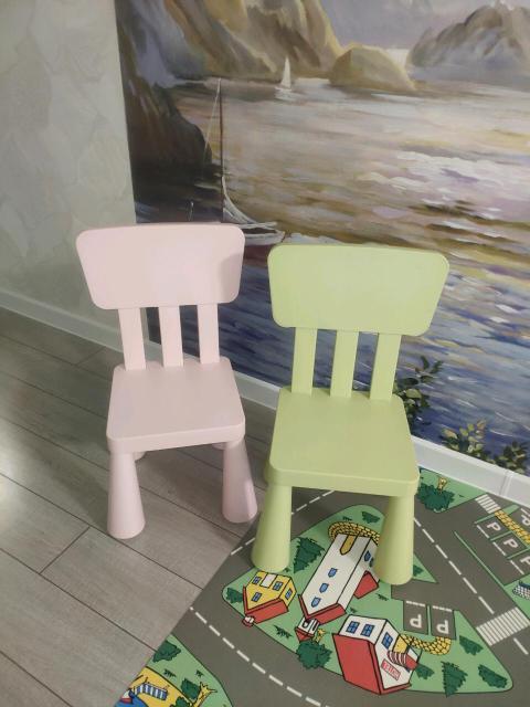 Продаю два стула Икеа в хорошем состоянии по 500 руб за каждый