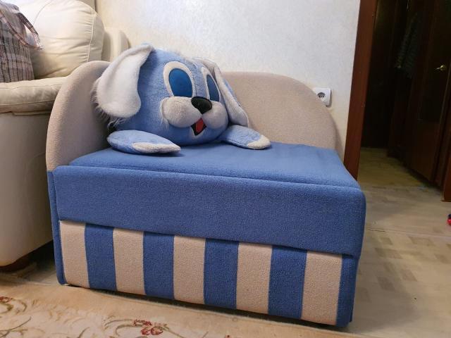 Продаю кресло-кровать в хорошем состоянии
