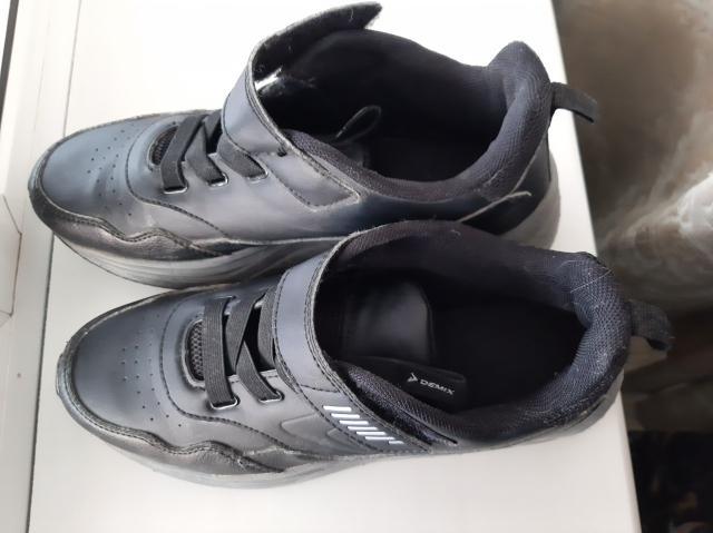 """Кроссовки чёрные """"demix"""", 36 размер"""