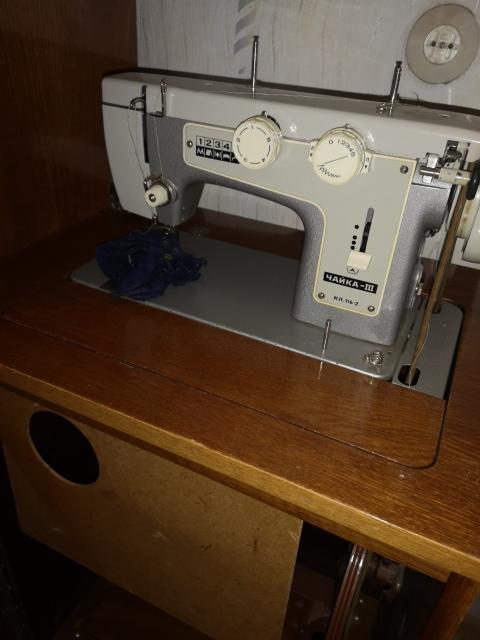 Швейная машинка. В рабочем состоянии.  Только вацап