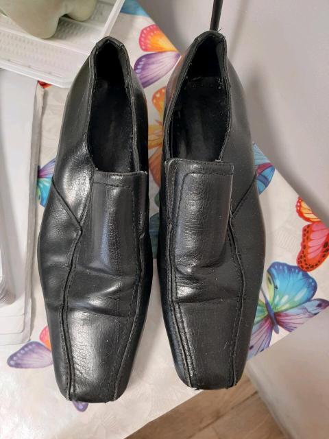 Туфли мальчиковые 31размер б/у