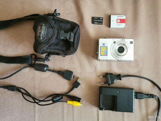 Куплю зарядное устройство для фотоаппарата Sony Cyber-shot DSC-W100