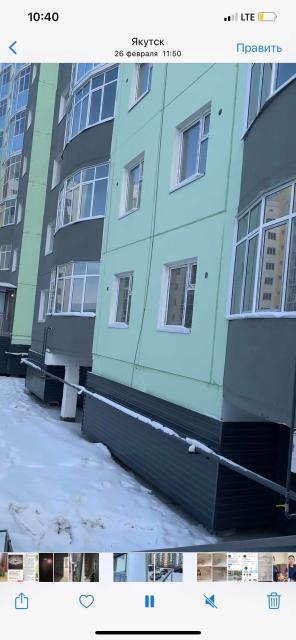 Продаю 1 комнатную квартиру в новостройке, 5 этаж, средний подъезд, цена 3 900 000 рублей, тел 89841147958, ватсапт