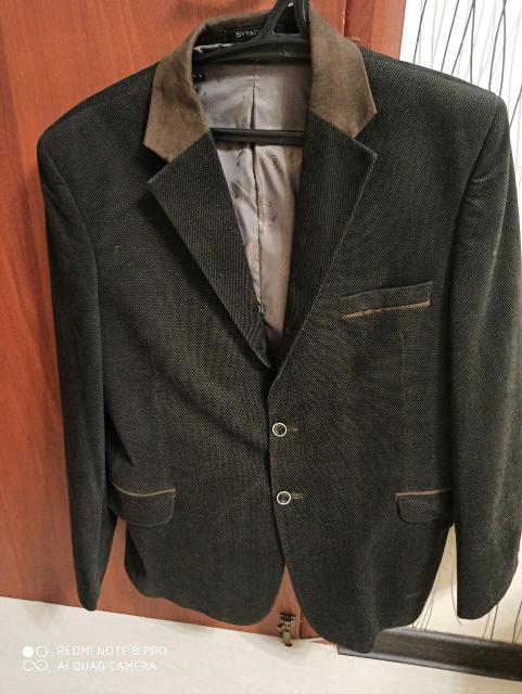 Продам пиджак в хор.сост.размер 56за 2тыс