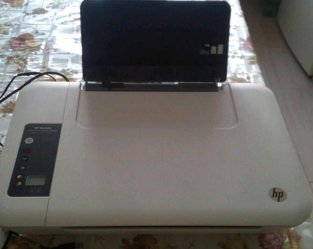 Цветной принтер, сканер в хорошем состоянии