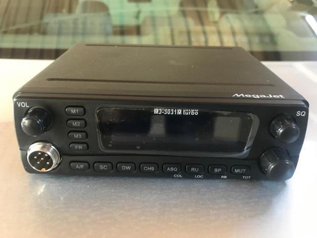 Продается  б/у рация «Мегаджет 3031М» без тангента и антенны