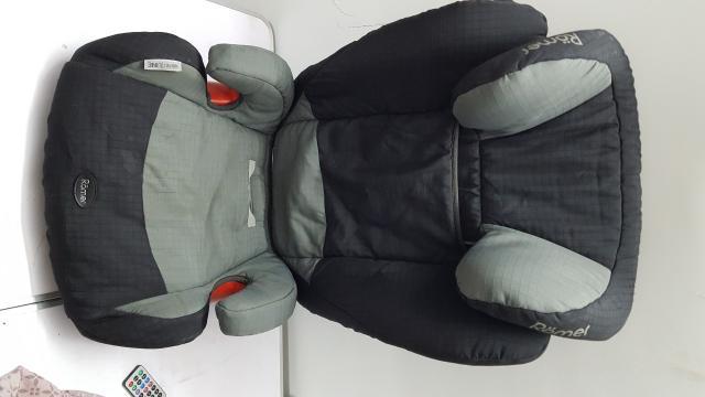 Продам авто кресло  15-36 кг фирмы Romer (производство Германия) в хорошем состоянии.
