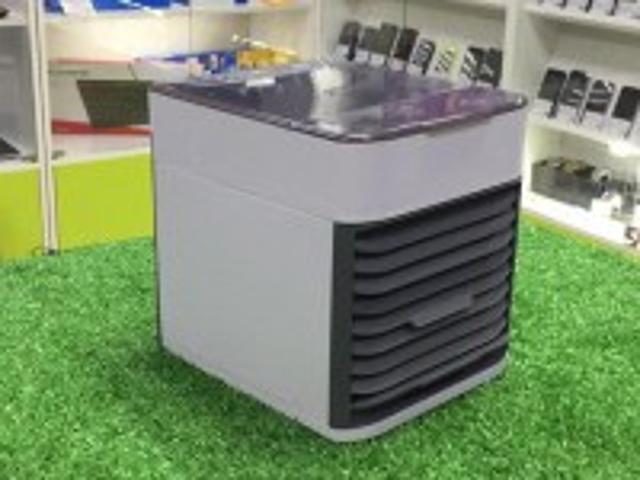Осевой Мощность 7.5 Вт Встроенный увлажнитель Дисплей Влагозащищенный корпус