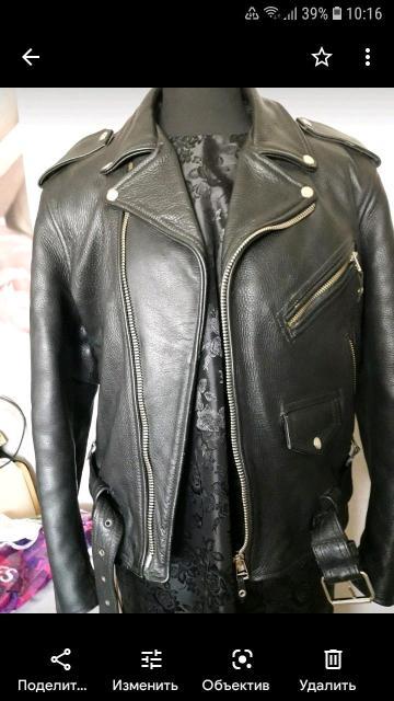 Куртка толстая,тяжелая. Размер 48+/-  Возможен обмен на золото