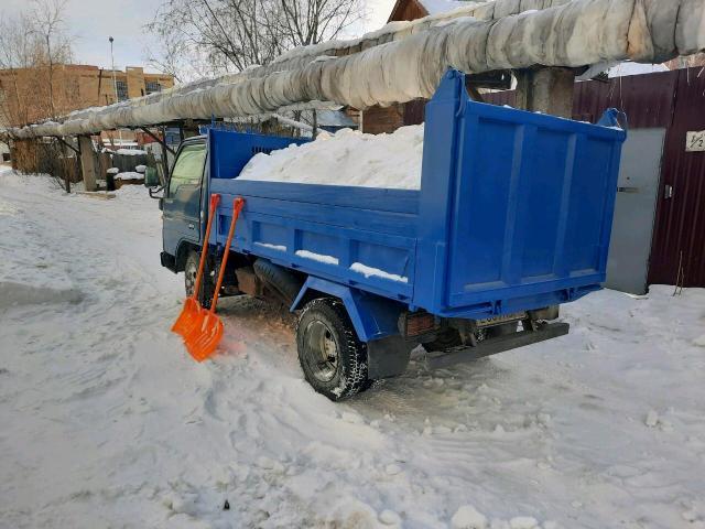 Уборка снега.мусора 3х.т грузовик самосвал