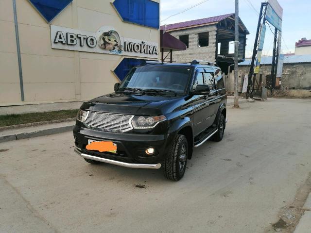 УАЗ Патриот (УАЗ-3163) 2019