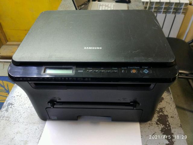 Продам лазерный МФУ (принтер, копир, сканер). В комплекте кабель питания, картридж. МФУ прошит, чипы на картридж не нужны. Желательно писать только в Ватсапп, смс. На звонки могу не ответить.