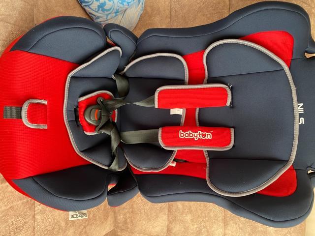 Продаю совершенно новое автокресло, подходит для детей с 1 года до 12 лет, весом 9-36 кг, доставка