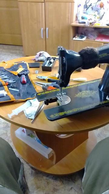Помогу отремонтировать, настроить любую швейную машинку, оверлок, скорняжку, распошивалку, возможен выезд.