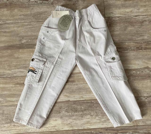 Продаю новые брюки светло-серого цвета, р. 110-116
