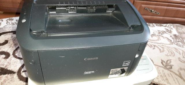 Принтер лазерный canon i-sensys LBP6030B б/у