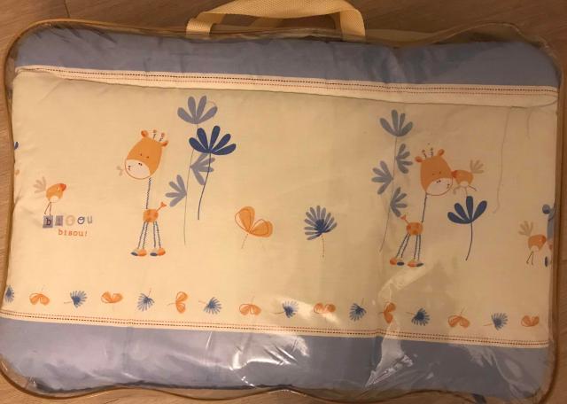 Продам НОВЫЙ детский бортик в кроватку. Все в упаковке. Ликвидация остатков   89142299291