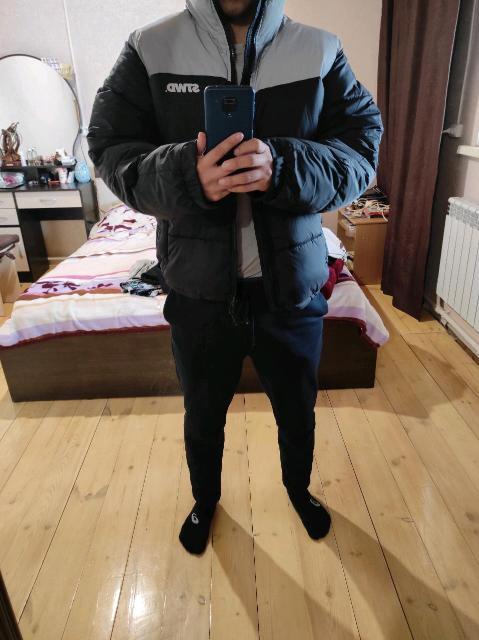 Куртка новая pull&bear, размер L