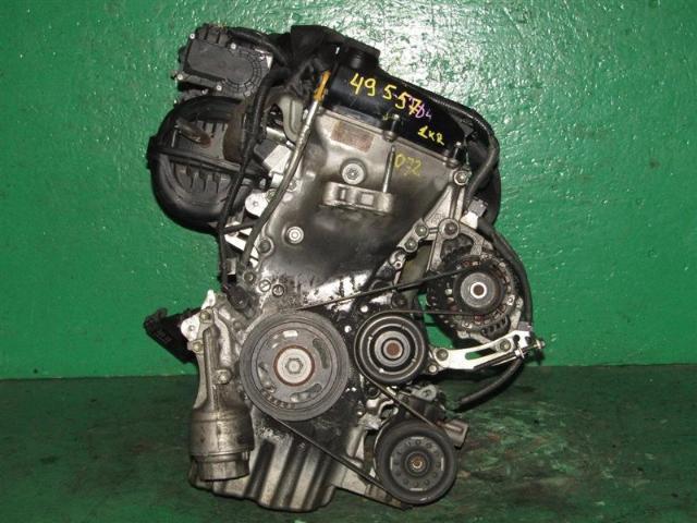 Срочно, недорого продам контрактный двигатель 1KR, объем 1 литр, с навесным(кроме стартера).