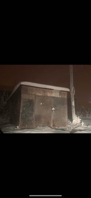 Продаю металический гараж утеплённый сахабазальт