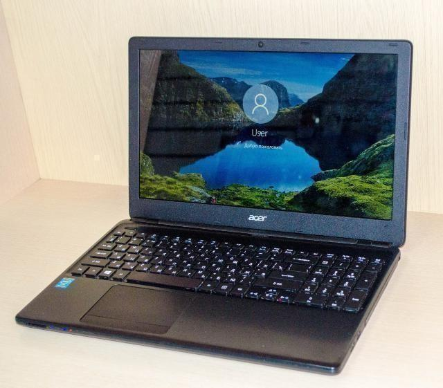 Продаю ноутбук Acer E1-510, Процессор Corei3-3217U, Видеокарта GeForce GT720M, Озу 4gb/Хард 320gb 15''6 дюйм