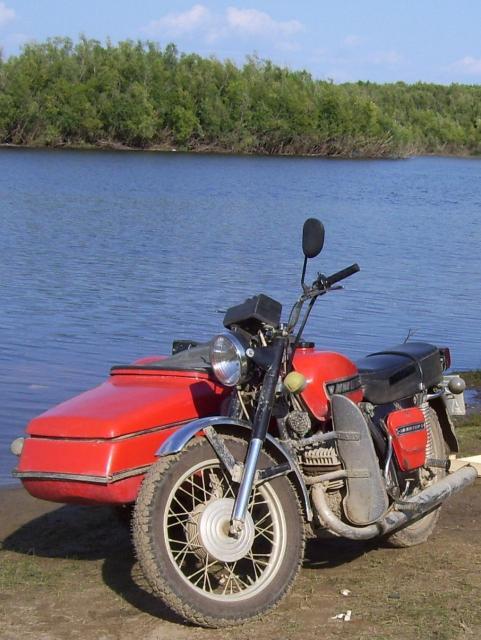Продаю мотоцикл Иж-Юпитер 5К, 1986 г.