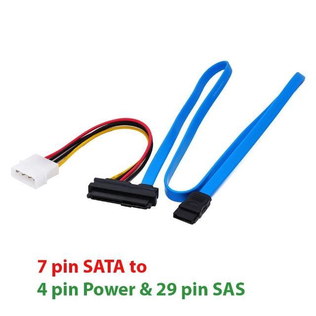 Для сервера или в обычный ПК, совместим с обычными SATA дисками, но больше нужен для RAID или SAS контроллера, для подключения дисков SAS, подойдёт на видеорегистратор с SAS