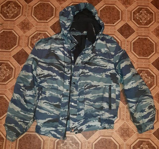 Продаю куртку осень-весна, размер 52/5, производство Россия, качество отличное