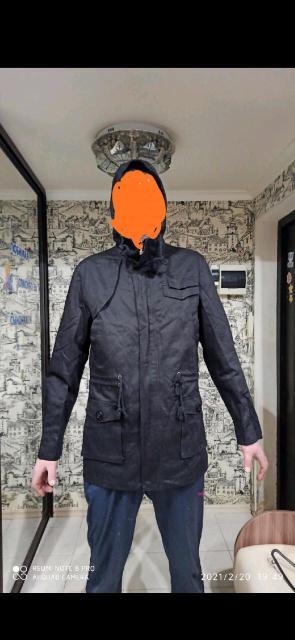Продаю осеннюю весеннюю мужскую новую куртку . Размер XXXXL 60-62.  Самовывоз торг