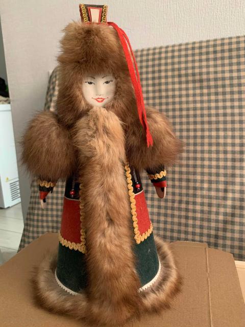 Кукла фабрики Сардана
