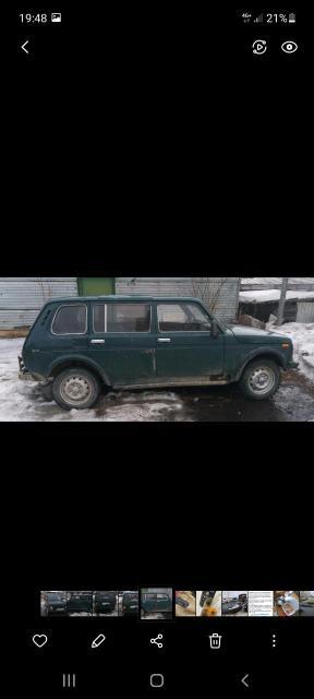 ВАЗ (Лада) 2131 4x4 Нива 1999