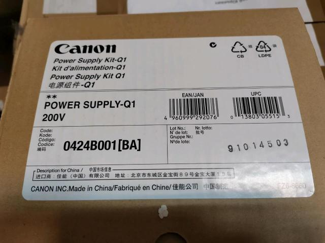 Продаю блок питание Canon kit Q1. (Новые)  Подходит для Canon iR2318, Canon 2320, Canon 2420, Canon 2422. Торг.