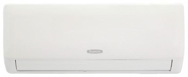 Кондиционер Бирюса B-09FP на площадь до 27 м2. Режимы работы: охлаждение, обогрев, вентиляция, осушение. Мощность кондиционера, BTU: 9050. Хладагент: R410A. Производительность (охлаждение/обогрев), кВт: 2,65/2,70. Специальные функции: 3D Air Flow, фильтр высокой плотности, режим сна, таймер выключения, функция запоминания положения жалюзи,режим Follow me, диагностика утечки хладагента. Класс энергоэффективности (EER/COP): 3,21/3,61 (A/A). Воздушный поток внутреннего блока (средний), куб.м/час: 450. Рабочий диапазон температур  обогрев/охлаждение, град С: -7...32/17....43. Потребляемая мощность (охлаждение/обогрев), Вт: 825/748. Максимальный рабочий ток, А: 8,5. Уровень шума (макс/выс/ср/мин), дБ: 33/30/27/24. Габаритные размеры внешнего блока (ШхГхВ), мм: 665*420*280. Габаритные размеры внутреннего блока, мм: 690*283*199. Вес внешнего блока (нетто), кг: 21. Вес внутреннего блока (нетто), кг: 8.5. Диаметр трубок : 6,35(1/4). Межблочный кабель 5Х1 мм. Масса хладагента, кг: 0.54.