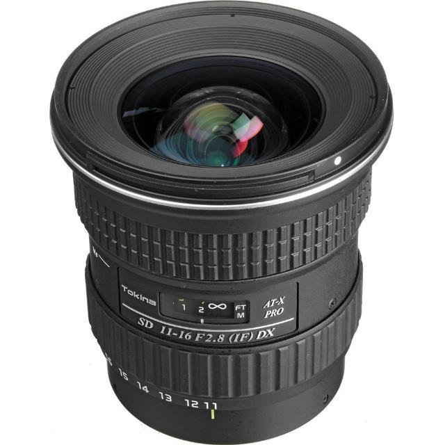 """Продаю объектив Tokina 11-16mm f/2.8 if dx """"canon"""" в хорошем состоянии."""