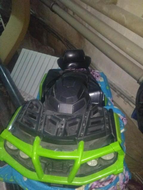 Детский мотоцикл новый использовали одно лето полном техническом состоянии