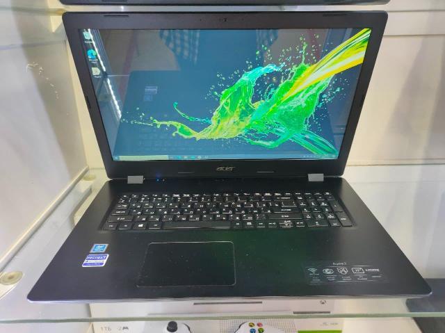 """Полный комплект экран: 17.3"""" (1600x900) процессор: Intel Pentium, Intel Pentium Silver N5030(4x1100 МГц) оперативная память: 4 ГБ DDR4 накопитель: HDD 500 ГБ встроенная видеокарта: Intel UHD Graphics 605, разъемы: USB 2.0 Type A x 2, USB 3.1 Type A, выход HDMI, беспроводная связь: Wi-Fi 802.11ac, Bluetooth 4.2 время работы от аккумулятора: 7 ч операционная система: Windows 10 Home вес: 2.8 кг"""