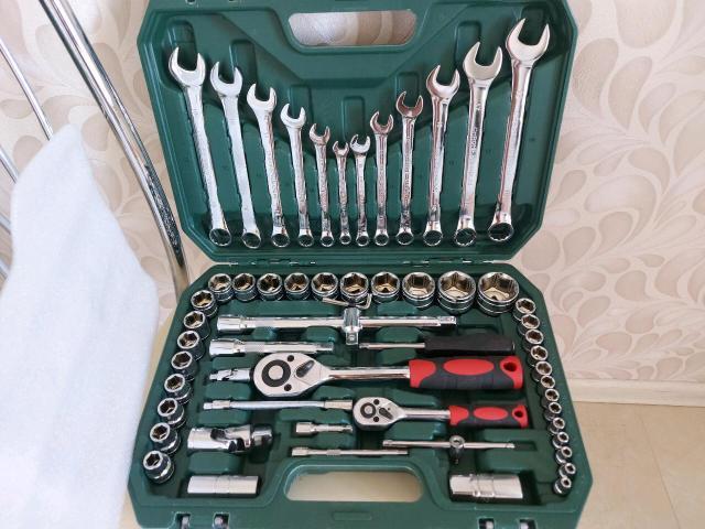 Оригинальные наборы ключей SATA  Комплект на :68,78,82 ключа-4 тр На 120 ключей (в наборе есть ключ для снятия масленного фильтра-5,5 тр На 150 ключей-6,5тр Возможно доставка