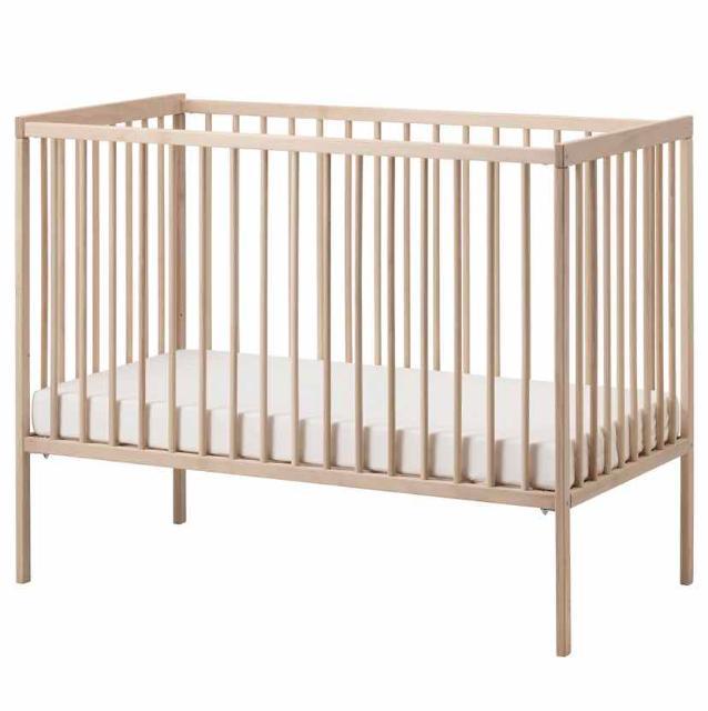 Продаю детскую кровать икея, с матрасом. Б/у, состояние хорошее. Самовывоз. В подарок детская консоль.